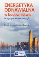 Energetyka odnawialna w budownictwie : magazynowanie energii
