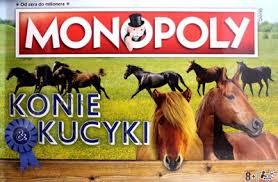 Monopoly Konie i Kucyki