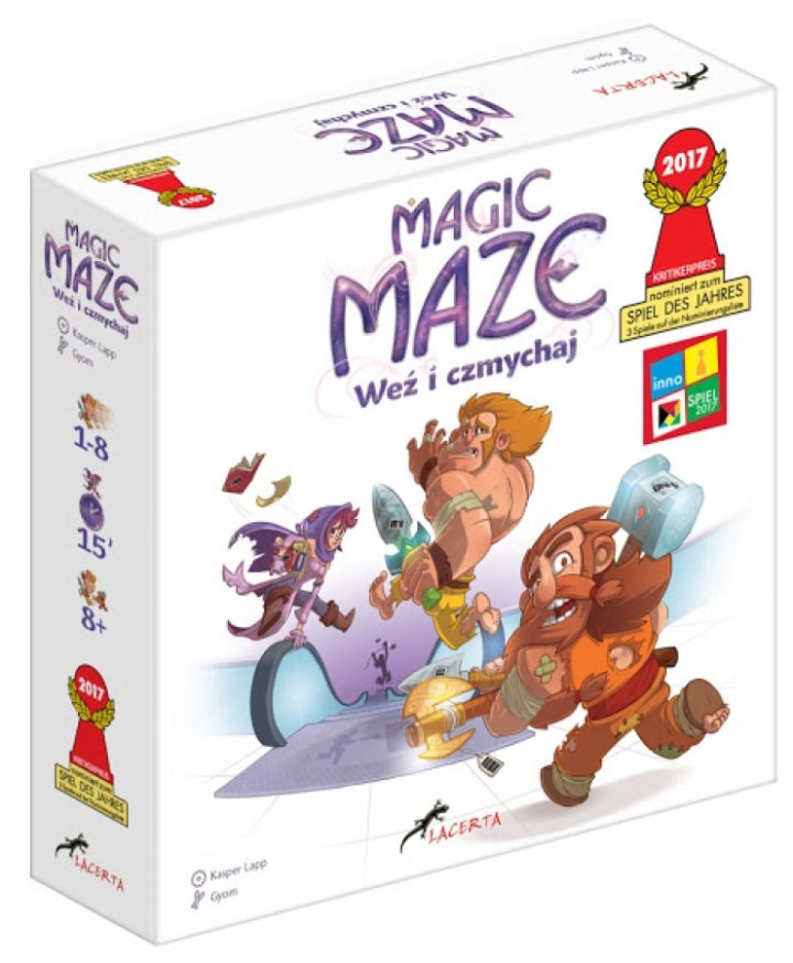 Magic Maze : weź i czmychaj