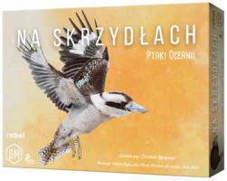 Na skrzydłach : Ptaki Oceanii