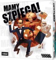 Mamy szpiega! : szpiegowska gra karciana
