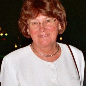 Zofia Nasierowska w 2007r.
