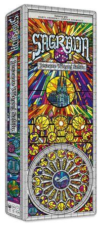 Sagrada : Jeszcze więcej szkła